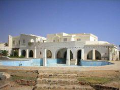 Massawa: villa Ciprea prima della demolizione