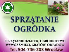Posadzenie Tui, Posadzenie krzewów, cennik tel 504-746-203. Usługi ogrodnika we Wrocławiu i okolicach. Usługi ogrodowe.