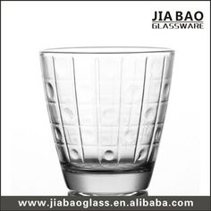 High quality machine pressed tumblers vodka drinking glass clear tea glassware wine glass cup