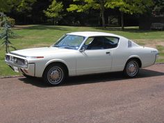 Toyota Crown Coupe 1972