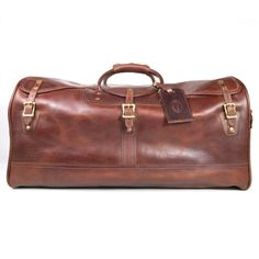 a7372ae2e425 JW Hulme s Flagship Leather Duffle Bag Leather Duffle Bag