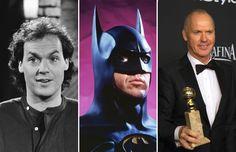 Michael Keaton: The comeback hero