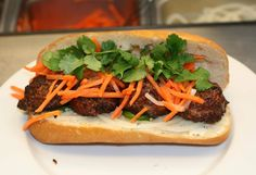 Banh mi: hard to pronounce, not hard to eat at lunch every single day for the rest of your life.
