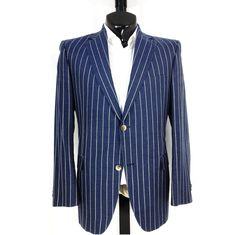#MensStyle #MensFashion #NashvilleFashion #LuxuryConsignment #Sartorial #Dapper Featured items: Jack Victor sport coat (42R) $148 Shop our online store! Link in bio.  hip2flip.com/collections/men/products/jack-victor-navy-linen-silk-wool-blend-pinstripe-2-button-sport-coat-42r