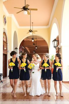 Bridesmaid dresses. Riu Palace Cabo San Lucas Destination WeddIng