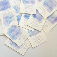letterpress paper goods designed + printed in manhattan beach, ca