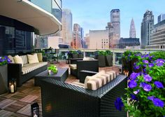 Sofitel New York, Rated 9.4
