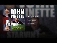 No Carb diet- John Pinnette
