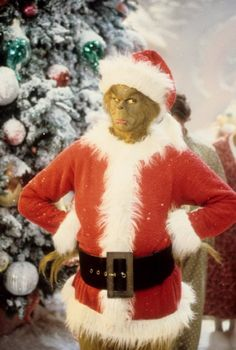 The grinch that stole christmas movie christmas! One of my favorites!