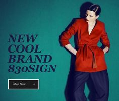 New brand 830SIGN on Flooly shop now http://www.flooly.com/us/830sign-donna/b6621/
