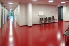 Pyynikki Health Center – Tampere, Finland / Kayar flooring https://www.pinterest.com/artigo_flooring/kayar/