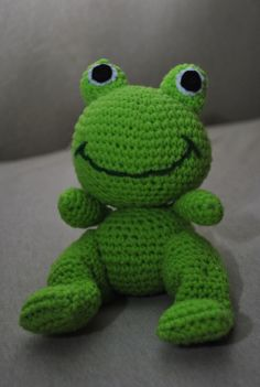 Kermit isn't the only cute frog around.