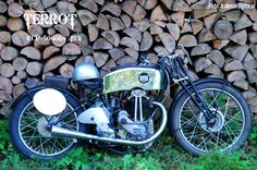 Terrot RCP 500ohv  1931