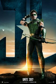 Green Arrow Justice League 2, Justice League Characters, Superhero Characters, Dc Comics Characters, Dc Comics Film, Arrow Dc Comics, Dc Comics Art, Novel Movies, Dc Movies