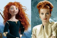 lucille_ball_merida_pippi-Longstocking_how_to_be_a_redhead_hairstyles