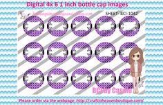 1' Bottle caps (4x6) digital editable BCI-1042   PLEASE VISIT http://craftinheavenboutique.com/AND USE COUPON CODE thankyou25 FOR 25% OFF YOUR FIRST ORDER OVER $10! #bottlecap #BCI #shrinkydinkimages #bowcenters #hairbows #bowmaking #ironon #printables #printyourself #digitaltransfer #doityourself #transfer #ribbongraphics #ribbon #shirtprint #tshirt #digitalart #diy #digital #graphicdesign please purchase via link http://craftinheavenboutique.com