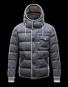Cheap 2013 Mens Moncler Jackets Gray
