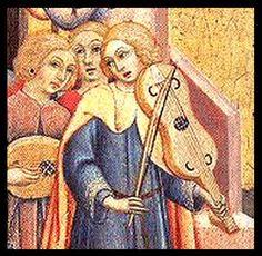 Sano di Pietro - Sposalizio della Vergine, dettaglio - 1448-1452 - Tempera su tavola - Pinacoteca Vaticana, Città del Vaticano