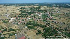 A Terceira Dimensão - Fotografia Aérea: Paradela (Miranda do Douro)