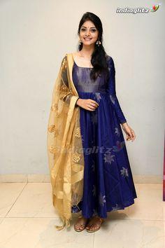 Party Wear Indian Dresses, Indian Gowns Dresses, Dress Indian Style, Indian Fashion Dresses, Indian Designer Outfits, Indian Wear, Silk Kurti Designs, Half Saree Designs, Kurta Designs Women