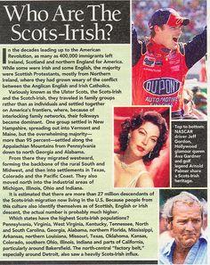 Who are the Scots-Irish?