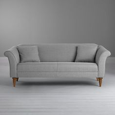 Simple sofa from JL... looks inviting :)