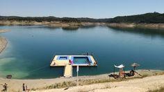 Praia Fluvial Santa Clara – Odemira Santa Clara, Portugal, 1, Blue Flag, Littoral Zone, Swimming Pools