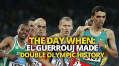 The Day When: El Guerrouj won a historic Olympic double
