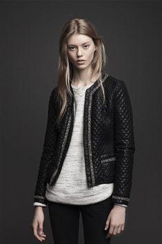 zara - Need this jacket - WOW!