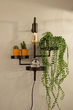 Wall Lights, Lamp Design, Interior, Lamp, House Styles, Trendy Living Rooms, Home Deco, Wall Lamp Design, New Room