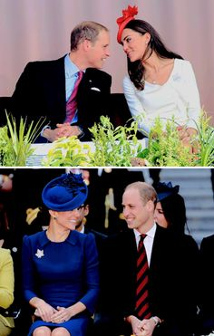 The last time William & Kate were in Canada they were a newly married couple about to embark on their first royal tour, and now they're love is just even more beautiful because they have a little family to bring along this time for the experience ❤