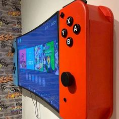 Put everyone else's gaming space to shame with this homemade Nintendo Switch TV set up!
