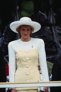 Princess Diana, May 1989