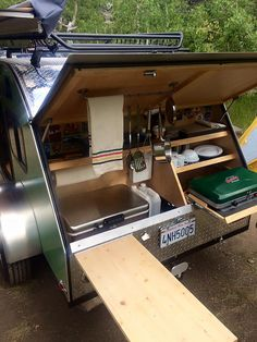 TC Teardrop Camping Trailers | 4x8