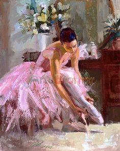 ballet+painting - Pesquisa Google
