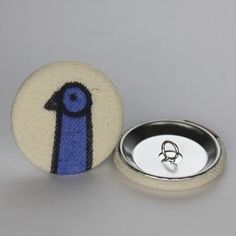Making your own Custom Buttons for Jackets, Accessories and Furniture