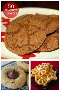 50 Best-Loved Cookies
