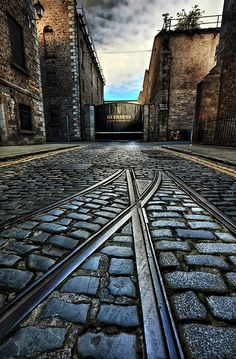 Guinness Brewery, Dublin, Ireland  LOVE this. absolutely perfect and really shows the mood of the place