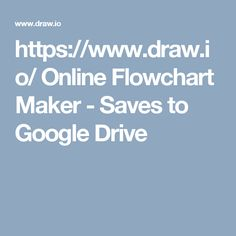 Medical services flowcharts pinterest flowchart symbols and httpsdraw online flowchart maker saves to ccuart Choice Image