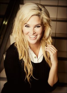 Whitney Thompson ~ Love her!