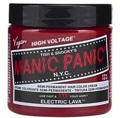 Manic Panic Electric Lava