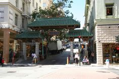 Went to China Town for a family outing. 5/19/2014
