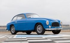 1951 Ferrari 212 Inter Coupe (via sportscardigest.com)