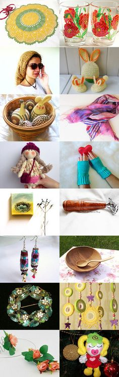 Amazing beautiful gifts for spring by Cristina on Etsy--Pinned+with+TreasuryPin.com