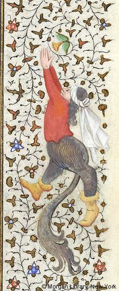 Book of Hours, MS M.453 fol. 169r - Images from Medieval and Renaissance Manuscripts - The Morgan Library & Museum