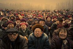 Rural Folks No. 21 by Li Kejun
