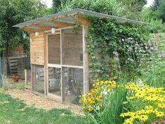 The Garden Coop Walk-In Chicken Coop Plan eBook PDF Instant