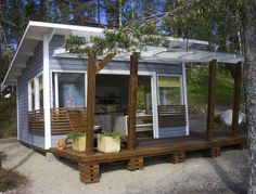 Island Life, Gazebo, Cottage, Outdoor Structures, Photo And Video, Backyard Ideas, Beach, Instagram, Style