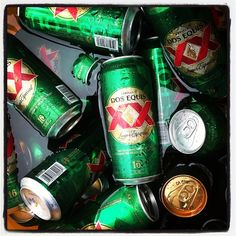 """""""Stay Thirsty Klout ! Love me some ice cold Dos Equis in the Krib patio. #kloutsxsw #staythirsty #sxsw"""" -@victorgaxiola"""
