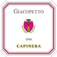 red wine vino delle Marche cantina Capinera